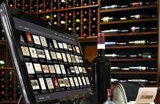 Vintage Vino Trackers - This Personal Wine Inventory System Keeps Your Cellar Organized