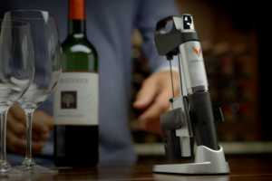 The Coravin 1000 Allows You to Enjoy Wine Without Popping the Cork