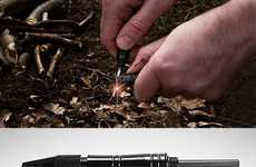 Fire-Starting Stationery