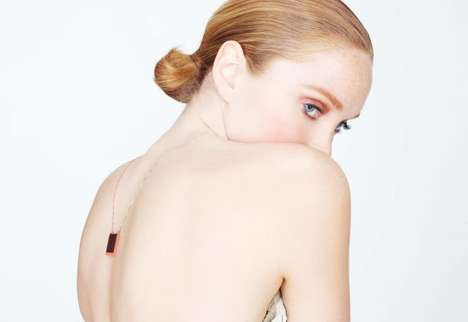 Supermodel-Designed Accessories - The Lily Cole Jewelry Line is Gorgeous and Eco-Friendly