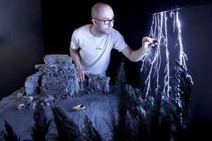 Matthew Albanese's Stunning Diorama Art Looks Incredibly Real
