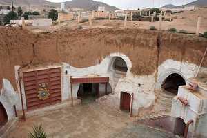 This Star Wars Hotel Acted as Luke Skywalker's Tatooine Hometown
