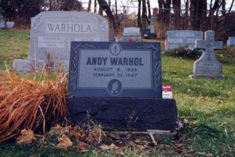 Andy Warhol birthday