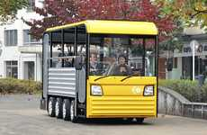 48 Creative Bus Designs