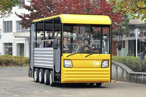Creative Bus Designs
