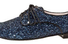 41 Shimmering Shoe Designs