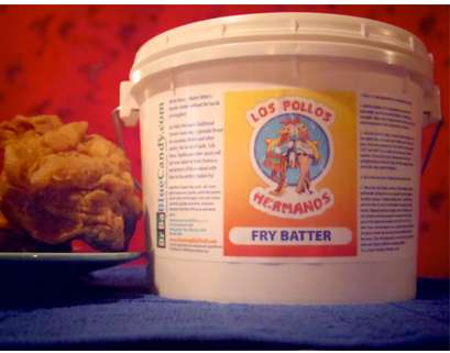TV Villain-Inspired Recipes - This Gus Fring Fry Batter Creates the Tasty Chicken from Breaking Bad