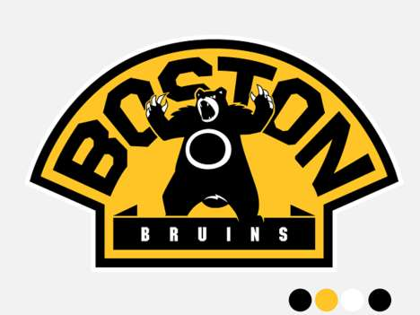 Cartoonized Hockey Logos - These Graphics Imagine What Pokemon Sports Teams Would Look Like