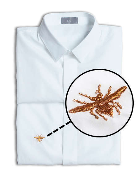 Dior Homme Dress Shirt