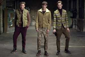 The Ben Sherman FW 2013 Plectrum Exudes Clever English Style