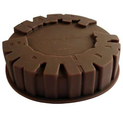 Birthday Cake Mold