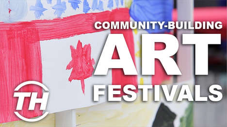 Community-Building Art Festivals - The KULTURA Art Festival Featured Traditional Filipino Artworks