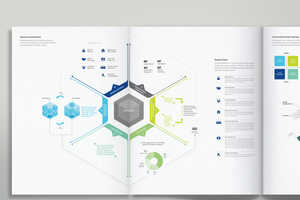 Steelcase 360 Magazine Presents Information in a Visual Way