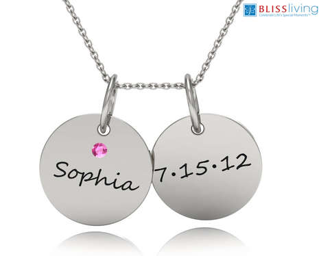 Chic Personalized Jewelry