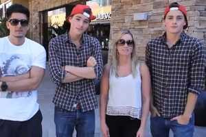 Prank vs Prank Uses Twins to Convince People of Teleportation