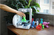 From At-Home 3D Printers to 3D-Printing Cameras
