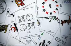 Modern Tarot Typography