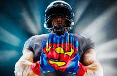 Athletic Superhero Gloves
