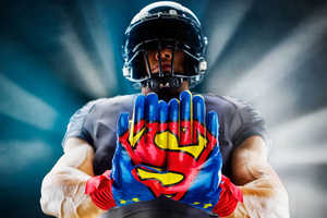 These Under Armour Gloves Inject Hero Power into Athletes