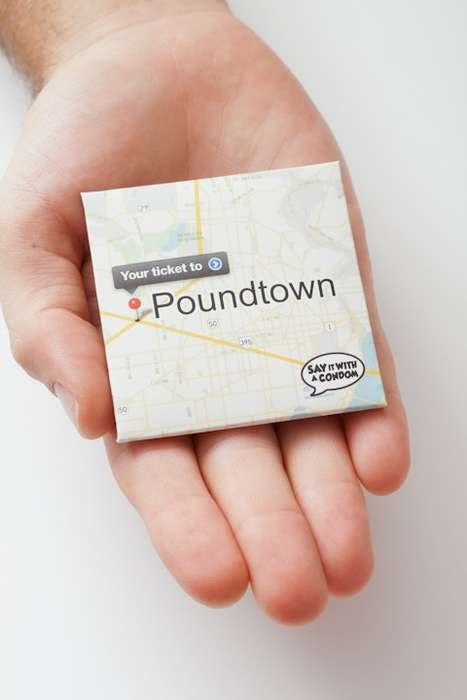 Pun-Filled Protection Packaging - These Funny Condom Wrappers are Designed to be Memorable