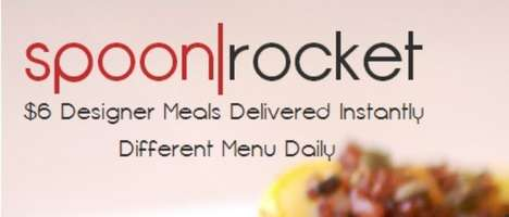 Healthy Fast-Food Deliveries - Spoonrockets Deliveries Healthy and Organic Meals Within 10 Minutes