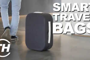 These Smart Travel Bags are Perfect for Non-Punctual Travellers
