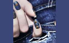 35 Quirky Nail Art Manicures - From Furry Nail Polish to Hunky Celeb Nail Stickers