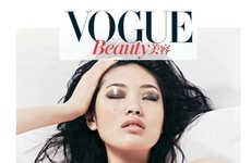 Sweat-Building Beauty Editorials