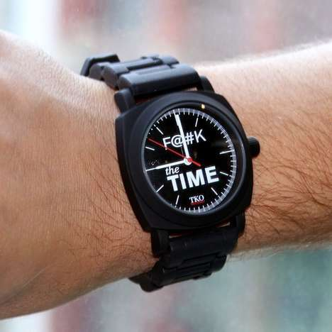F Time Watch