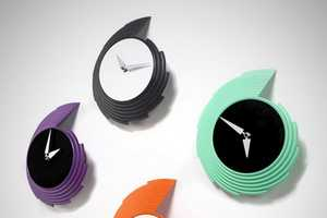 Christy Batta Has Created Stunning Numberless Clocks