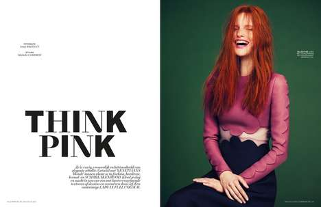 L'Officiel Netherlands August 2013
