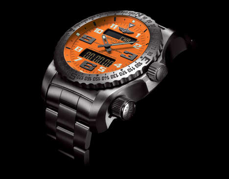 Breitling Emergency II Watch