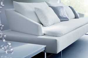 The Itaca Sofa by Bontempi is a Stylishly Sophisticated Modern Sofa