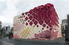 45 Patterned Architectural Structures