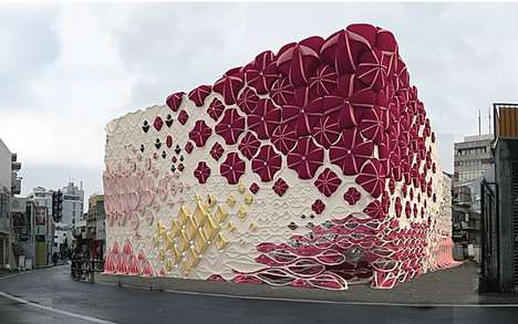 Patterned Architectural Structures