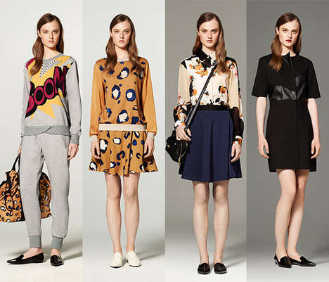Preppy Collaboration Collections - 3.1 Phillip Lim for Target Blends High and Low End Styles