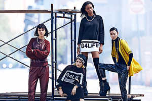 Rihanna for River Island Autumn/Winter 2013 Ads Are Street-Chic