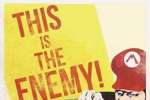 Fernando Reza's Super Mario Posters Depict Clever 'Koopa' Propaganda