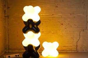 The Jack Light White by Tom Dixon is a Multi-Purpose Illuminator