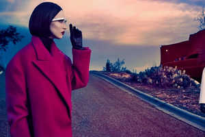 The US Vogue September 2103 Editorial Shows a Dystopian Future