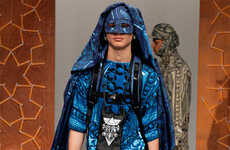Cultural Street Couture - The KTZ Spring/Summer Collection Redefines Ethnic Elegance
