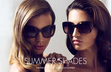 The Fashion Gone Rogue 'Summer Shades' Photoshoot is Shady