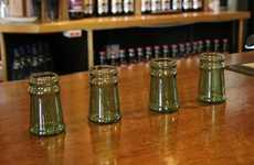Rustic Shot Glasses