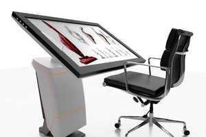Touchscreen Interiors