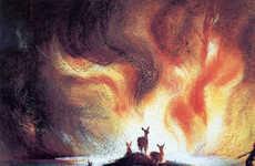 Atmospheric Disney Paintings