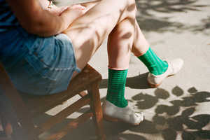 These Sock Designs by 'Hansel From Basel' are Fun and Flirty