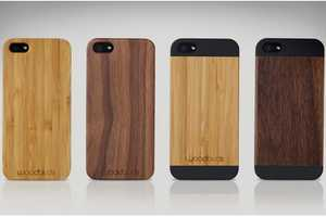 The Woodbuds iPhone Case is a Stunning Way to Save the Environment
