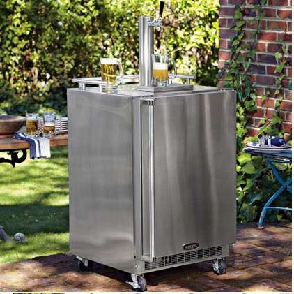 Beer Keg Dispenser