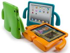 100 Quirky Tablet Accessories - From Duct Tape iPad Covers to Tricky Tablet Chopping Blocks
