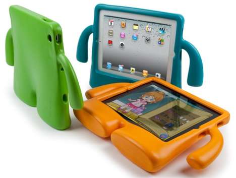 Quirky Tablet Accessories